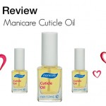 Review: Manicare Cuticle Oil