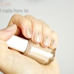 Phillip Lim inspired nail art how to