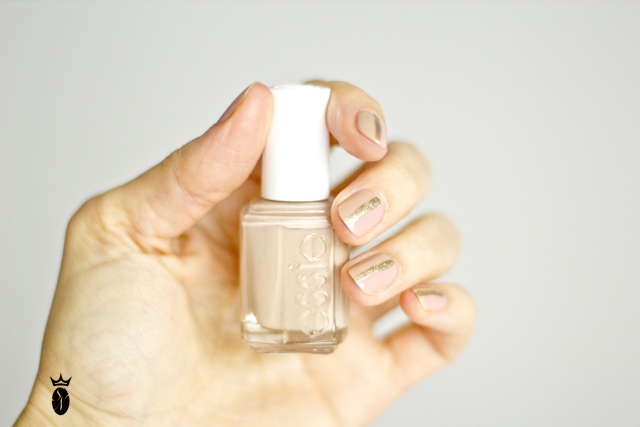 pretty nail art with essie nail polish