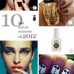 10 Best Nail Art Moments of 2012