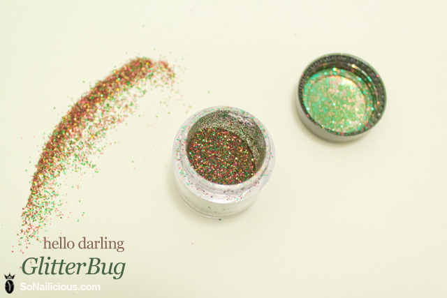 hello darling glitterbug review