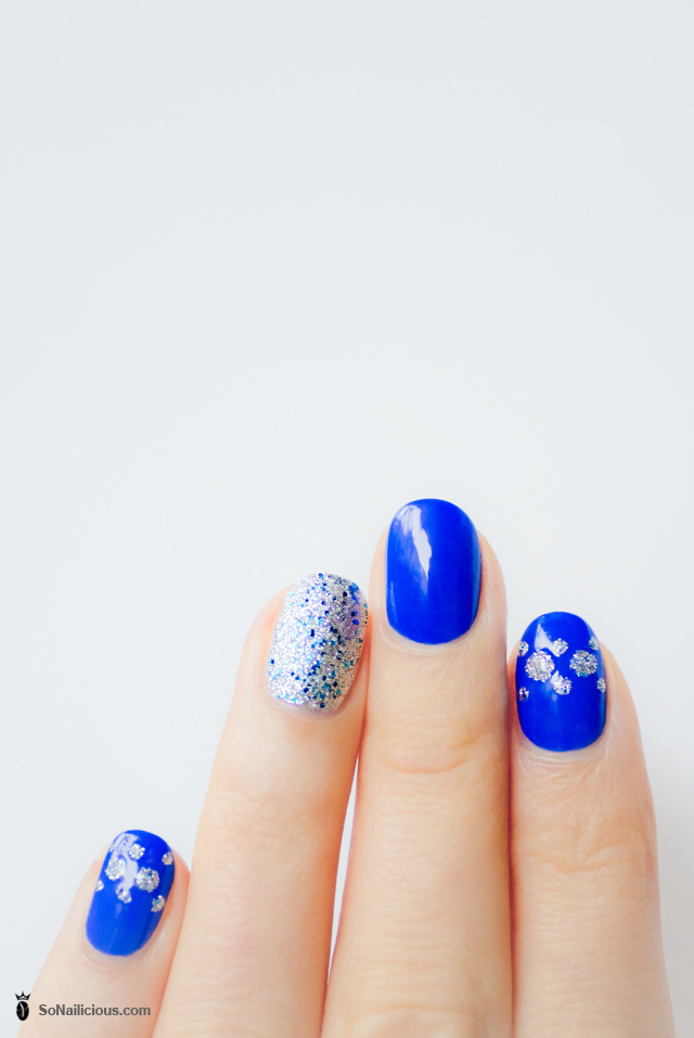 New Nail Polish Trends: New Years Nails