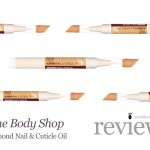 The Body Shop Almond Nail and Cuticle Oil – review
