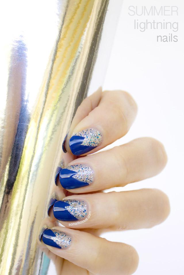 glitter nails glitter nail art