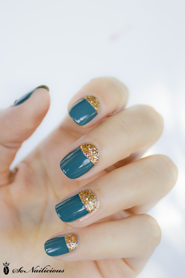 Want To Learn How Do These Fabulous Royal Moon Nails