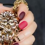 28 days of SoNailicious Nails – Day 25 – Red Carpet nails