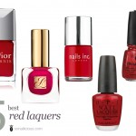 Top 5 Red Nail Polishes
