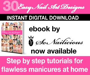 So Nailicious 30 Easy Nail Art Designs