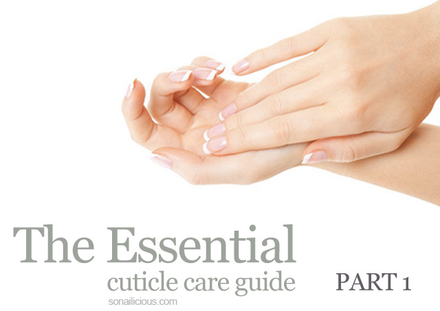 cuticle care, healthy cuticles