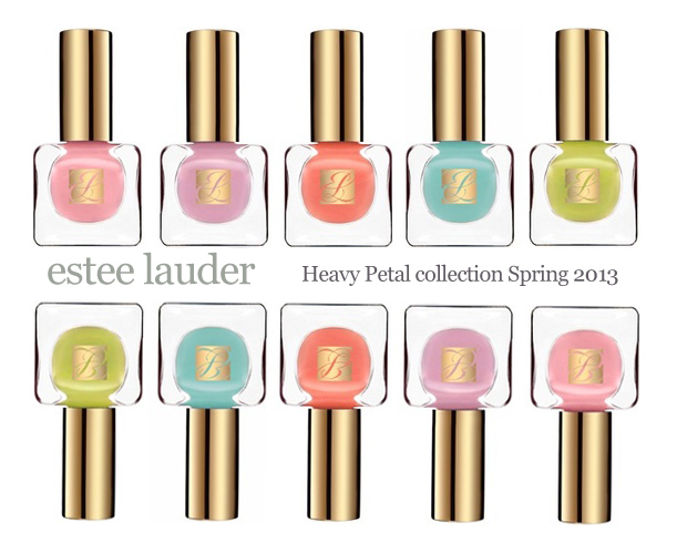 estee lauder heavy petals collection spring 2013