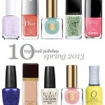 Top 10 Spring Nail Polishes We Need In Our Stash