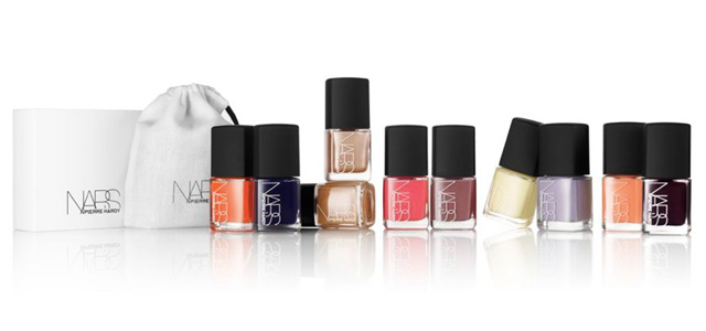 Pierre Hardy for nars nail collection 2