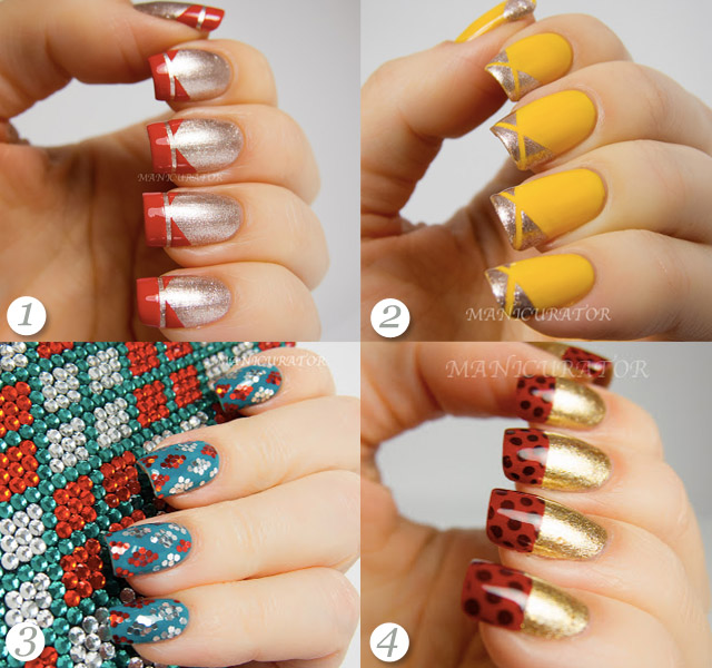 nail art blog manicurator