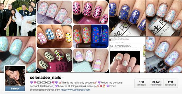 Instagram Nail Art Designs 2015 - Nailartdesignsidea.info