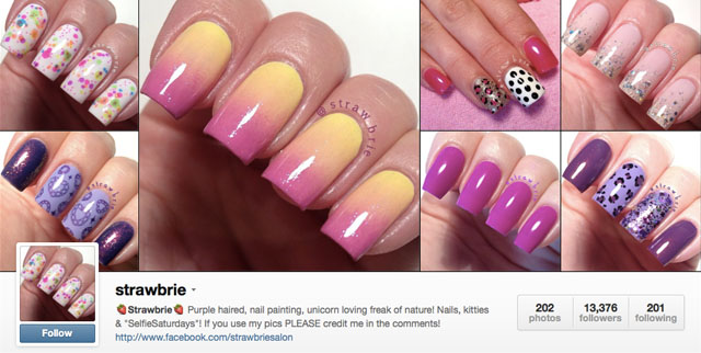 Nails Of Instagram: Top 10 Nail Instagram Accounts To Follow