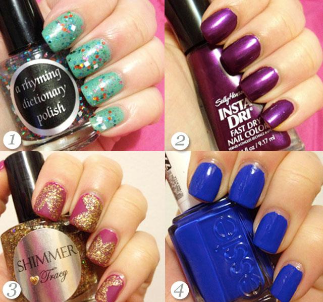 budget nail polish