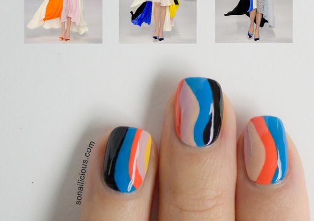 christian dior resort 2014 nails