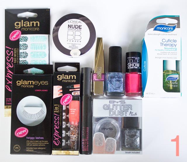 makeup and nail polish giveaway 1