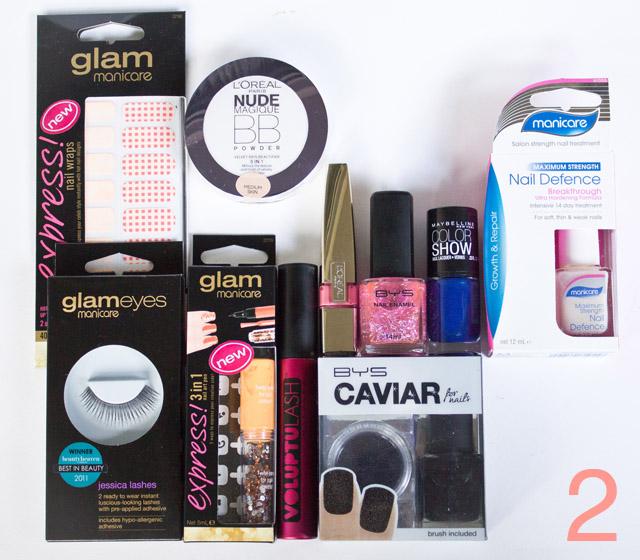 makeup and nail polish giveaway 2