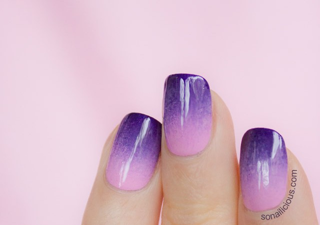 Fingrs ombre nails review 3