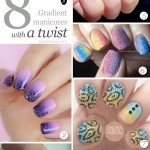 8 Best Gradient Nails With A Twist