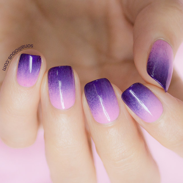 flawless ombre nails 1