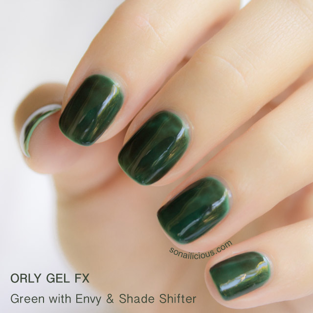 orly gel fx shade shifter