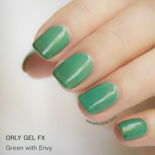 Orly Gel Fx And Orly Gel Fx Shade Shifter Test Drive And