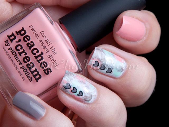skittlette manicure