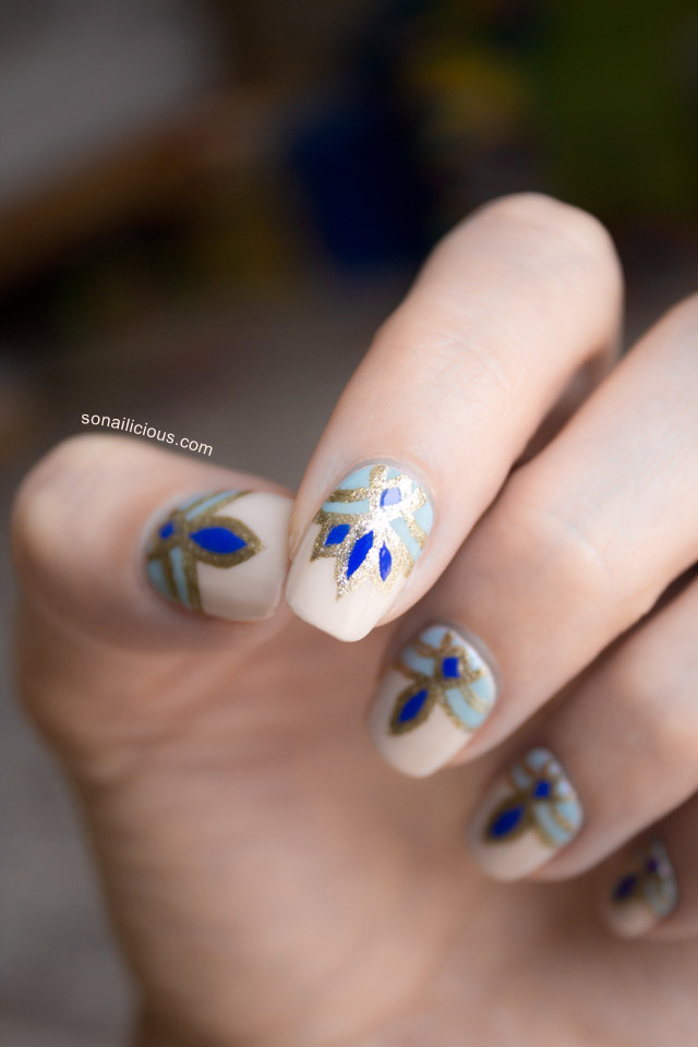 abu dhabi nails