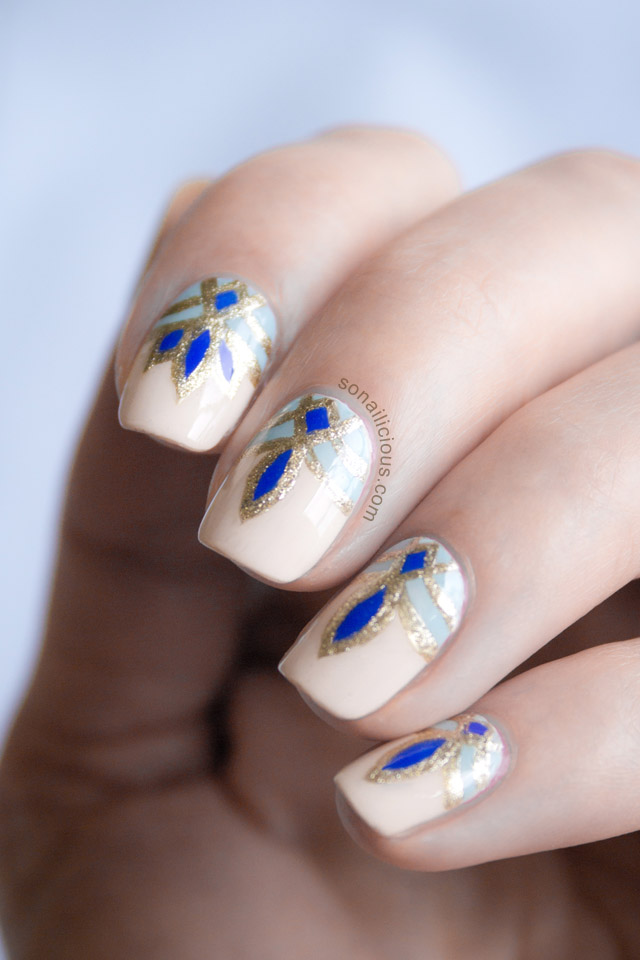 dubai nails 1