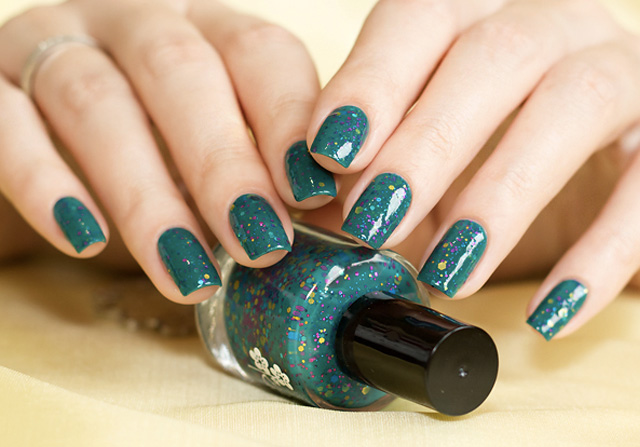 Top Nail Bloggers Russian Edition