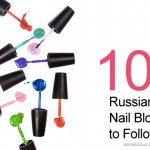 Top 10 Nail Bloggers – Russian Edition