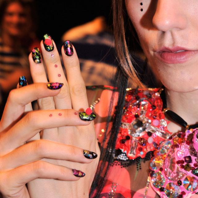 Libertine - Backstage - Mercedes-Benz Fashion Week Spring 2014
