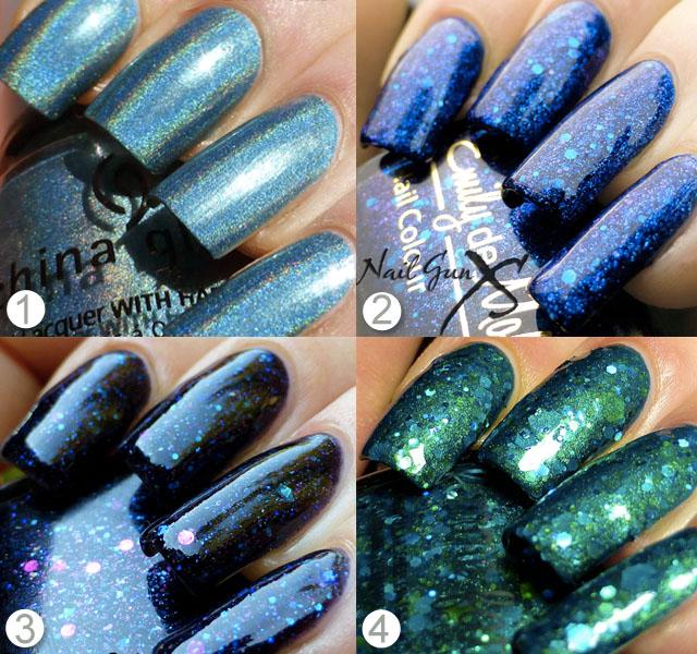 arcane lacquer indie nail polish