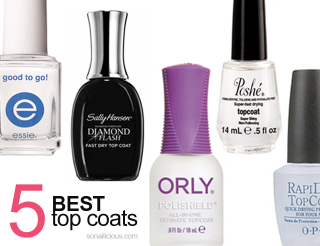 5 Best Top Coats - Part 2