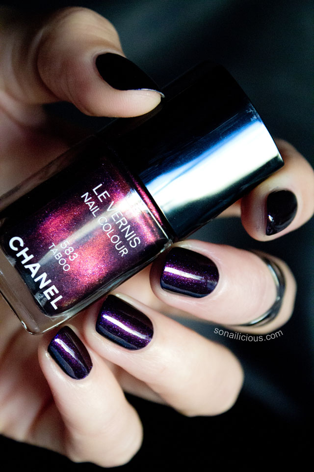 Chanel Taboo - The New IT Nail Polish