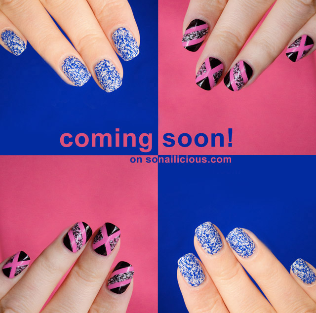 Fuzzy coat nail art ideas guide is available soon fuzzy coat nail designs prinsesfo Choice Image