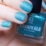 Face of Australia Carnivale Ferris Wheel and Bird of Paradise: Review and Swatches