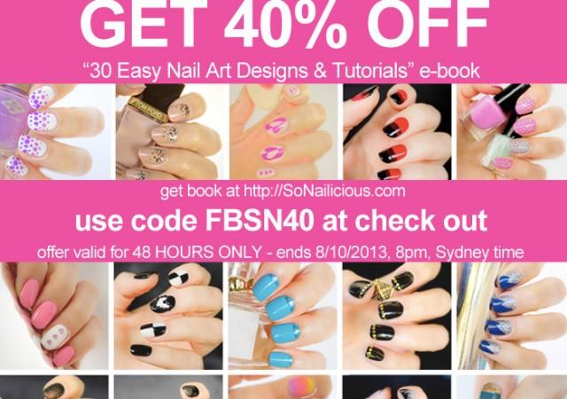 nail tutorials book