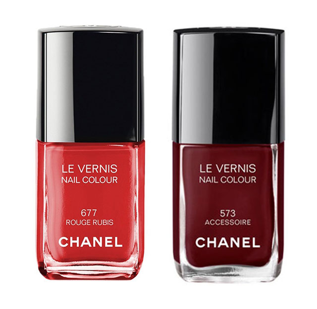 chanel rouge rubis and chanel accessoire