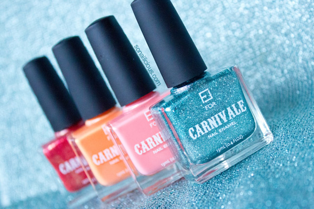 face of australia carnivale textured nail polish