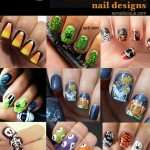20 Fantastic Halloween Nail Designs