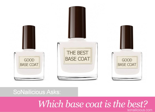 best base coat nail polish