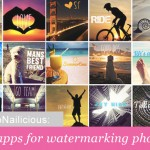 Ask SoNailicious: 5 Best Apps for Watermarking Photos