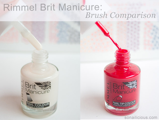 rimmel brit manicure brush