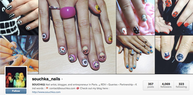 souchka nails instagram
