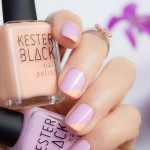 Easy Spring Nail Art with Kester Black