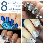8 Fantastic Winter Nail Designs To Inspire