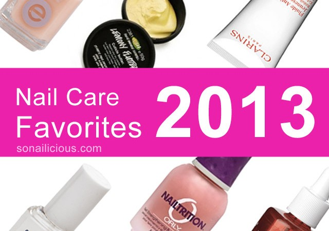 best nail care products 2013
